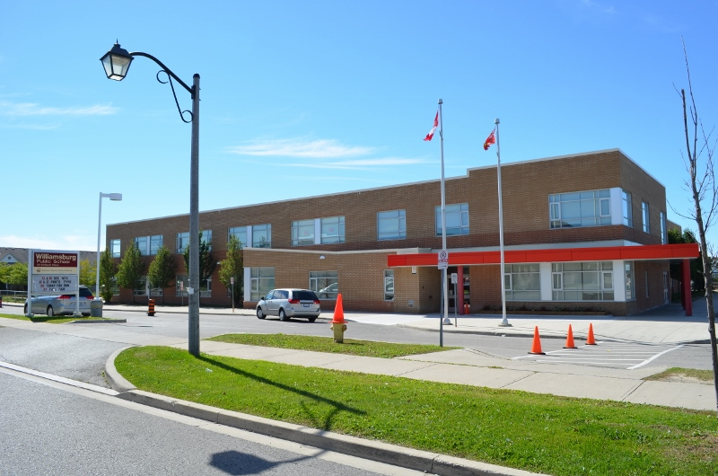 Williamsburg Public School Whitby Downey Real Estate page
